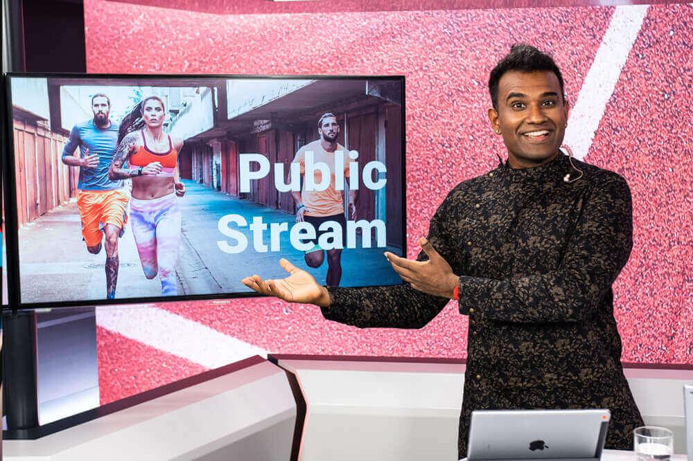 Public Stream Iamdanram