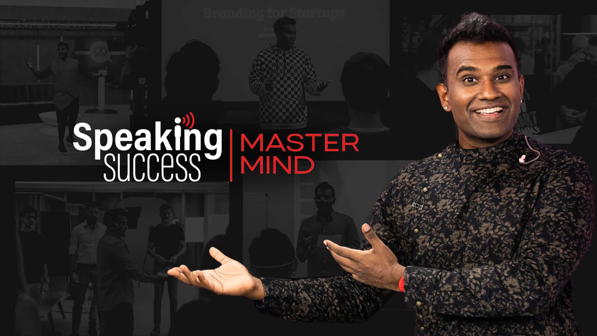 Speaking Success Mastermind